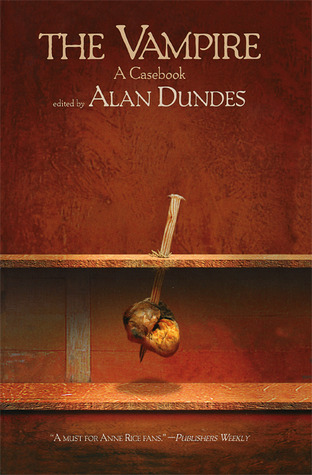 The Vampire by Alan Dundes