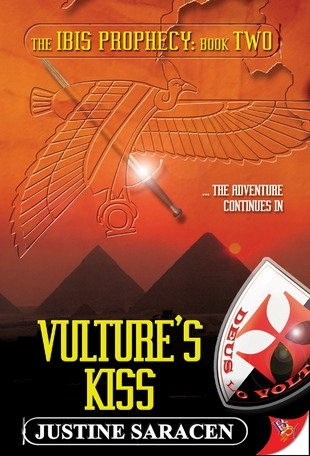 Vulture's Kiss (Ibis Prophecy, #2)