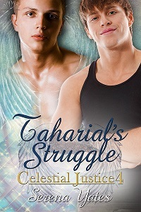 Free download online Taharial's Struggle (Celestial Justice #4) PDF by Serena Yates