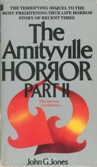 The Amityville Horror II by John G. Jones