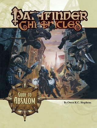 Download for free Pathfinder Chronicles: Guide to Absalom (Pathfinder Campaign Setting) ePub