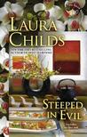 Steeped in Evil (A Tea Shop Mystery, #15)