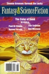 The Magazine of Fantasy and Science Fiction, July/August 2013