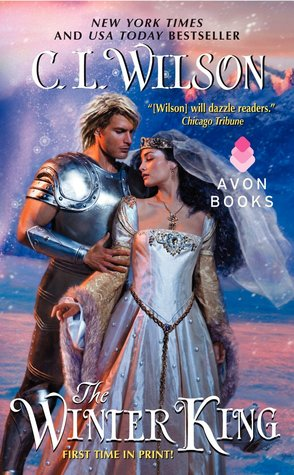 The Winter King (Wheathermages of Mystral, #1)