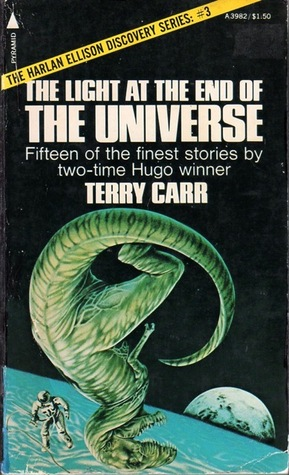 The Light at the End of the Universe (The Harlan Ellison Discovery #3)