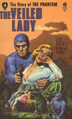 The Veiled Lady  by  Lee Falk