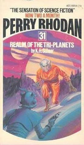 Realm Of The Tri-planets (Perry Rhodan)
