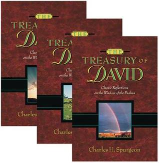 The Treasury of David, Volmes #1-3 by Charles H. Spurgeon