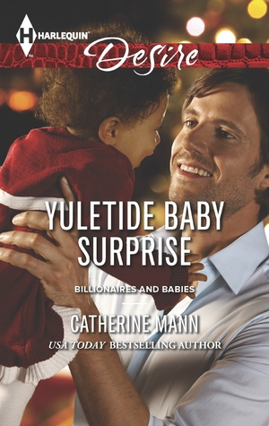 Yuletide Baby Surprise (Alpha Brotherhood #4)
