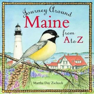 Journey Around Maine from A to Z