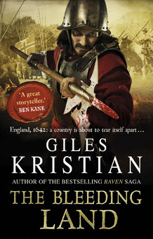 The Bleeding Land by Giles Kristian