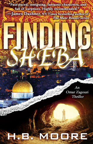 Read Finding Sheba (An Omar Zagouri Thriller) by Heather B. Moore PDF