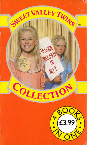 Sweet Valley Twins Collection: Tug of War, The Older Boy, Second Best, Boys Against Girls (Sweet Valley Twins, #14, #15, #16, #17)