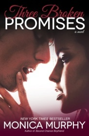 Three Broken Promises (One Week Girlfriend Quartet, #3)