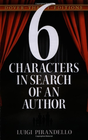six characters in search of an author essay
