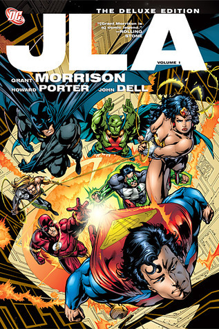 JLA: The Deluxe Edition Vol. 1 (JLA: The Deluxe Edition #1)