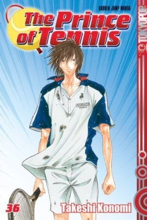 Free download The Prince Of Tennis 36 (The Prince of Tennis #36) iBook by Takeshi Konomi