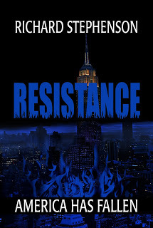 New America 2 - Resistance - Richard Stephenson
