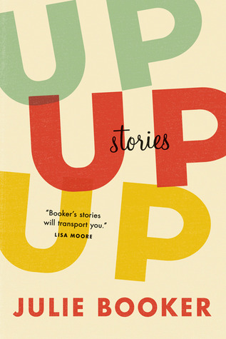 Up Up Up by Julie  Booker