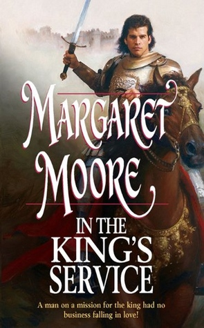 In The King's Service by Margaret Moore
