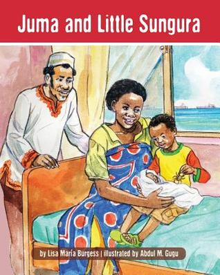 Juma and Little Sungura by Lisa Maria Burgess