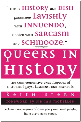 Queers in History by Keith  Stern