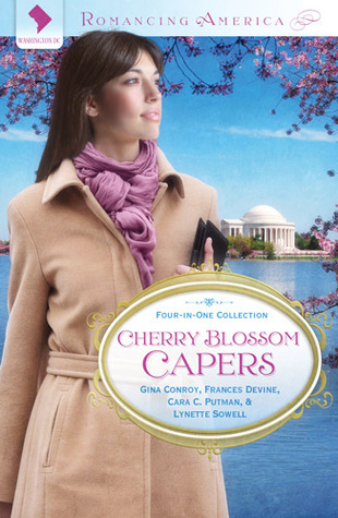 Cherry Blossom Capers by Cara C. Putman