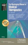 The Washington Manual of Medical Therapeutics, Print + Online