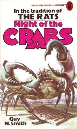 Night of the Crabs by Guy N. Smith