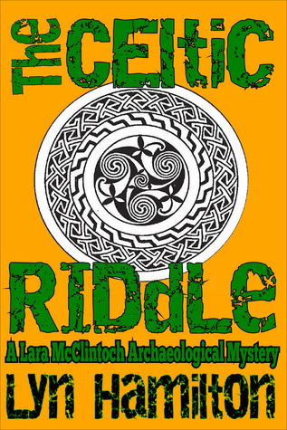 The Celtic Riddle by Lyn Hamilton