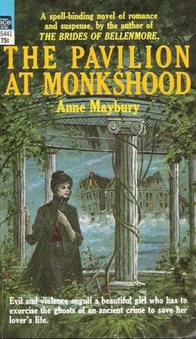 The Pavilion at Monkshood by Anne Maybury