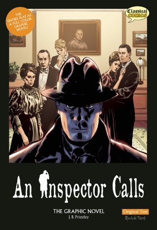 Review An Inspector Calls: The Graphic Novel PDF