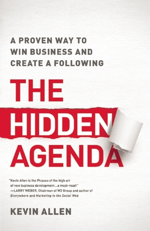 The Hidden Agenda by Kevin Allen