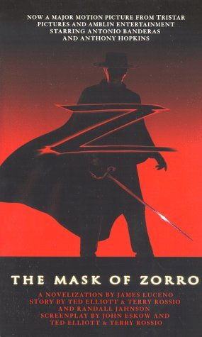 The Mask of Zorro by James Luceno