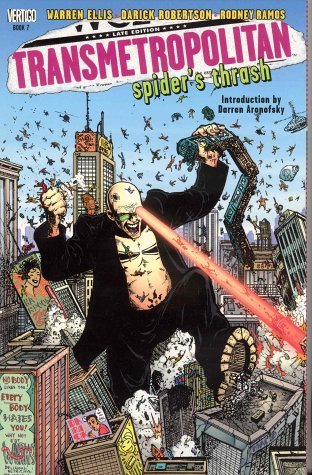 Transmetropolitan, Vol. 7 by Warren Ellis