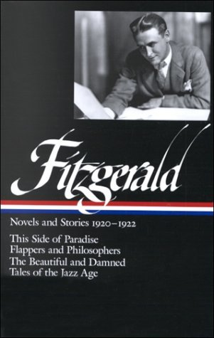 Novels and Stories, 1920-1922 by F. Scott Fitzgerald