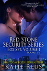 Red Stone Security Series Box Set: Volume 1 (Red Stone Security, #1-3)