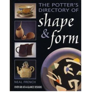 The Potter's Directory Of Shape And Form (Ceramics)