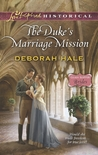 The Duke's Marriage Mission (Glass Slipper Brides, #4)