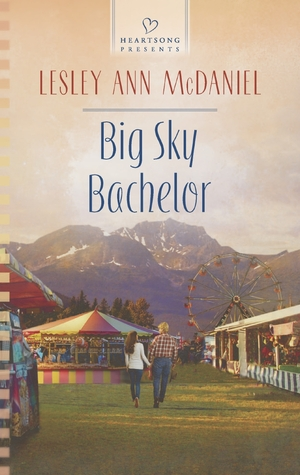 Big Sky Bachelor (Montana Hearts #2)