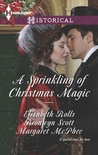 A Sprinkling of Christmas Magic: Christmas Cinderella\Finding Forever at Christmas\The Captain's Christmas Angel