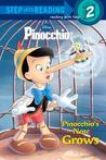 Pinocchio's Nose Grows (Disney Pinocchio)
