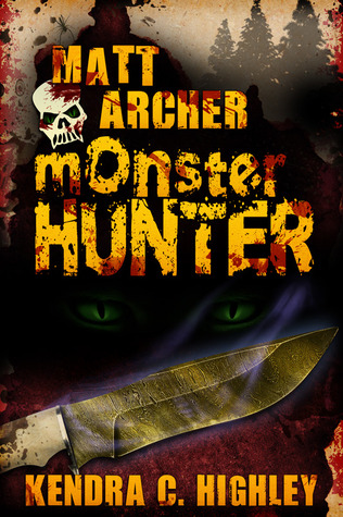 Matt Archer: Monster Hunter Matt Archer 1