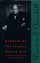 Memoirs of the Second World War by Winston S. Churchill