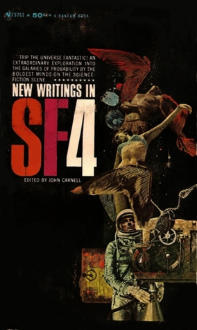 New Writings In SF4 by John Carnell