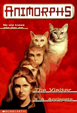 The Visitor by Katherine Applegate