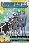 The Experiment (Animorphs, #28) cover image
