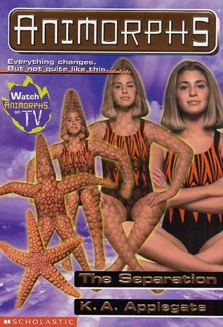 The Separation (Animorphs, #32) cover image
