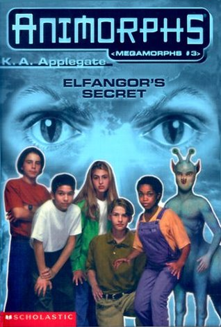 Elfangor's Secret by Katherine Applegate