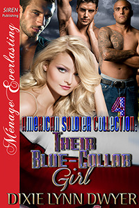Their Blue-Collar Girl The American Soldier Collection 4